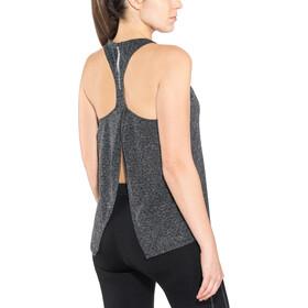 Odlo BL Millennium Linenco Koszulka do biegania bez rękawów Kobiety czarny